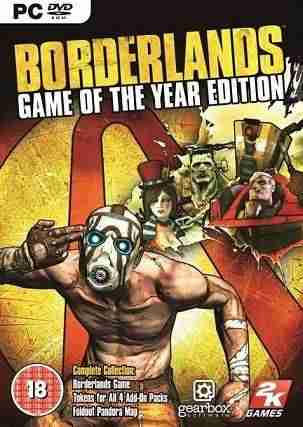 Descargar Borderlands Game Of The Year Edition [MULTI5][PROPHET] por Torrent
